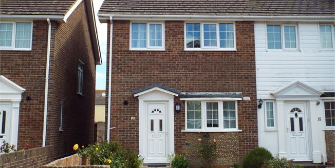 Asking Price £245,000, 3 Bedroom End of Terrace House For Sale in Bognor Regis, PO21