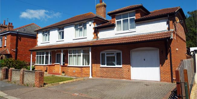 Asking Price £445,000, 4 Bedroom Detached House For Sale in Bognor Regis, PO21