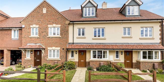 Asking Price £325,000, 4 Bedroom Terraced House For Sale in Bognor Regis, PO21