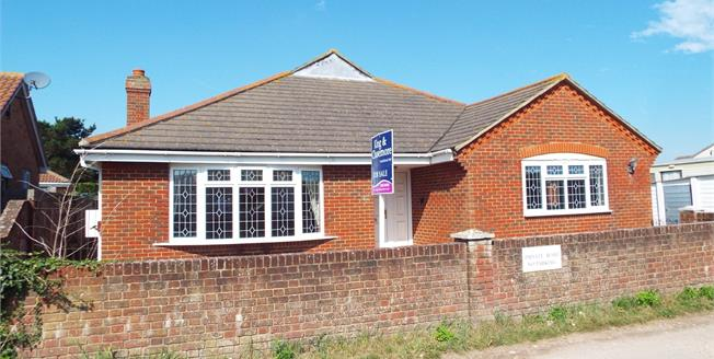 Asking Price £450,000, 4 Bedroom Detached Bungalow For Sale in Bognor Regis, PO21
