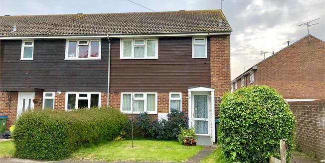 Asking Price £250,000, 3 Bedroom End of Terrace House For Sale in Barnham, PO22