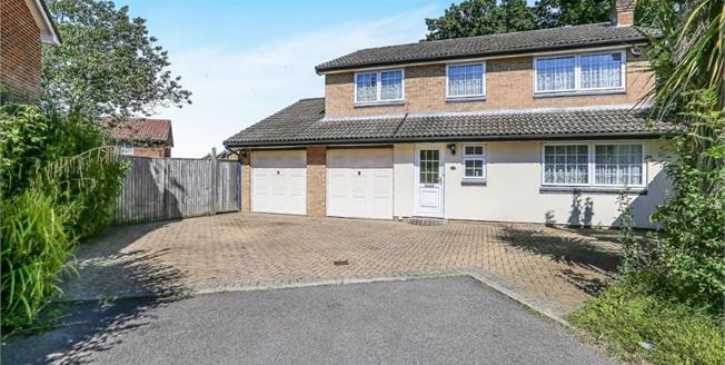 Offers Over £475,000, 4 Bedroom Detached House For Sale in Broadfield, RH11