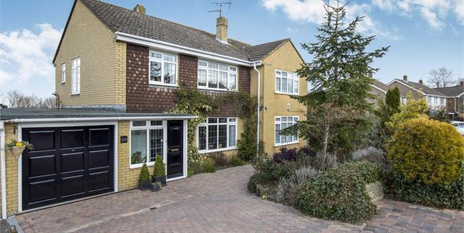 Guide Price £485,000, 5 Bedroom Link Detached House For Sale in Sharpthorne, RH19