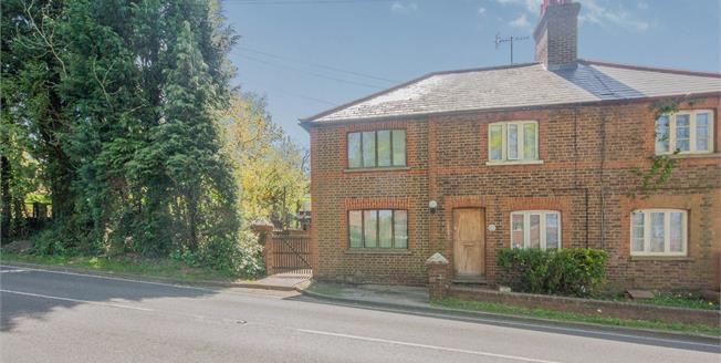Asking Price £525,000, 4 Bedroom Semi Detached House For Sale in Turners Hill, RH10