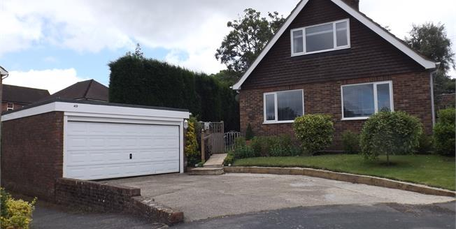 Guide Price £450,000, 4 Bedroom Detached House For Sale in Sharpthorne, RH19