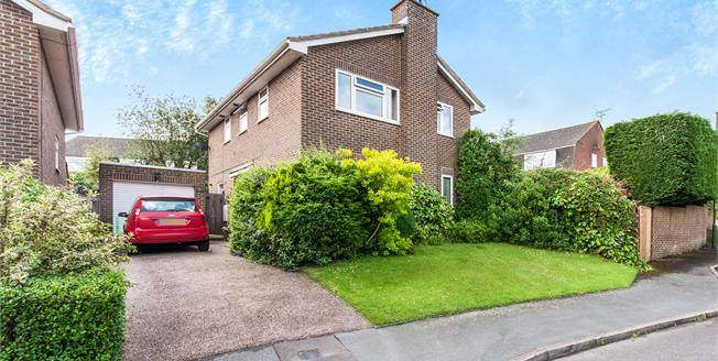 Offers in excess of £450,000, 4 Bedroom Detached House For Sale in Turners Hill, RH10