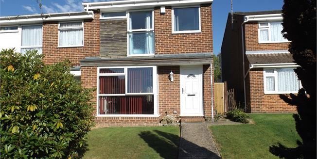 Guide Price £380,000, 3 Bedroom End of Terrace House For Sale in Crawley Down, RH10