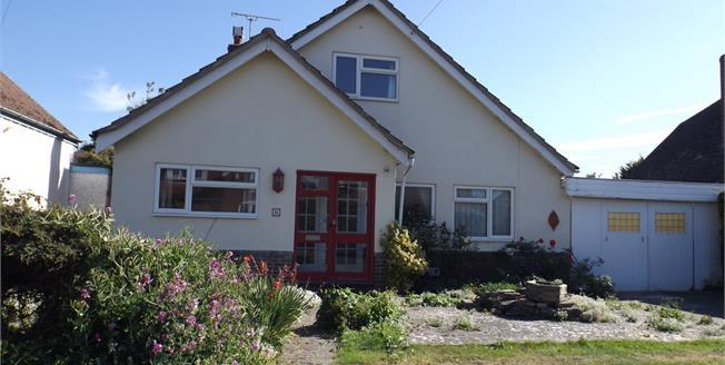 Asking Price £475,000, 4 Bedroom Detached Bungalow For Sale in Bognor Regis, PO22