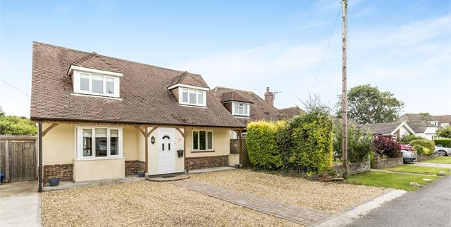 Asking Price £389,950, 4 Bedroom Detached House For Sale in Bognor Regis, PO22