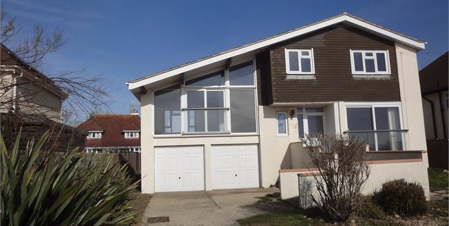 Asking Price £625,000, 4 Bedroom For Sale in Bognor Regis, PO22