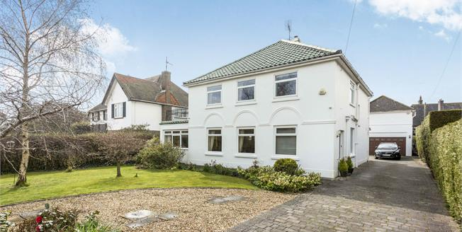 Offers in excess of £725,000, 4 Bedroom Detached House For Sale in Middleton-on-Sea, PO22