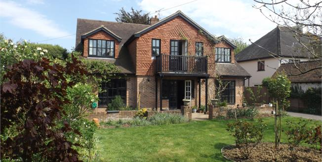 Offers Over £775,000, 5 Bedroom Detached House For Sale in Middleton-on-Sea, PO22