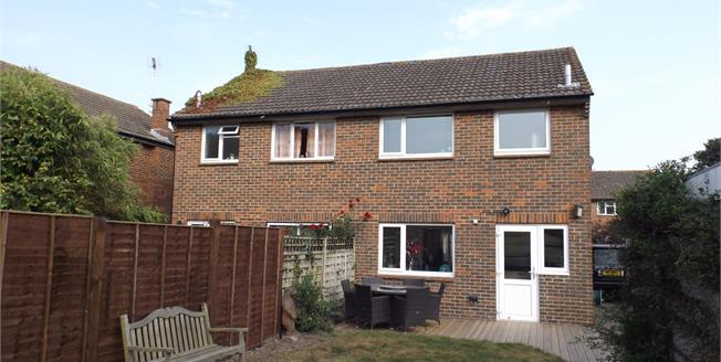 Fixed Price £275,000, 3 Bedroom Semi Detached House For Sale in Westergate, PO20