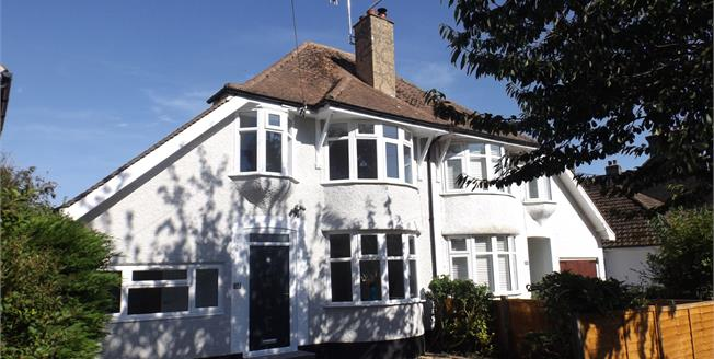 Asking Price £400,000, 4 Bedroom Semi Detached For Sale in Bognor Regis, PO22