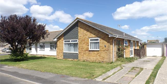 Offers Over £300,000, 2 Bedroom Detached Bungalow For Sale in Bognor Regis, PO22