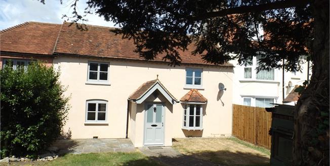 Offers Over £340,000, 3 Bedroom Semi Detached Cottage For Sale in Bognor Regis, PO22