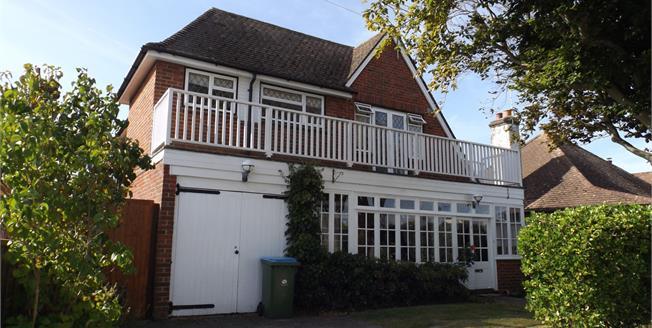 Asking Price £485,000, 4 Bedroom Detached House For Sale in Bognor Regis, PO22