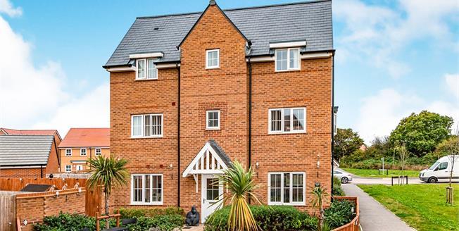 Asking Price £350,000, 4 Bedroom Semi Detached House For Sale in Felpham, PO22