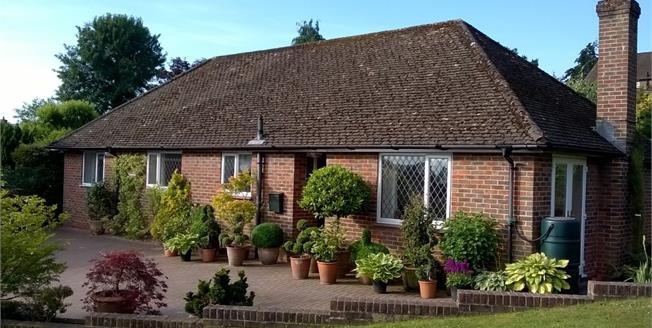 Asking Price £450,000, 3 Bedroom Detached Bungalow For Sale in Midhurst, GU29