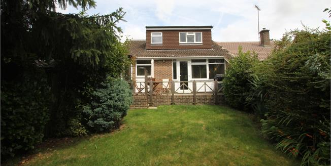 Asking Price £375,000, 3 Bedroom Semi Detached Bungalow For Sale in Midhurst, GU29