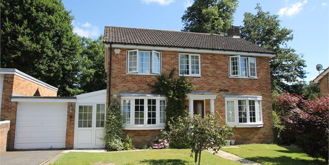 Asking Price £595,000, 4 Bedroom Detached House For Sale in Midhurst, GU29