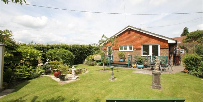 Guide Price £575,000, 2 Bedroom Detached Bungalow For Sale in Elsted, GU29