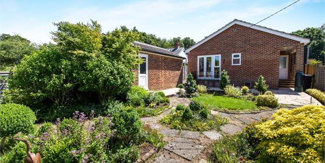 Asking Price £425,000, 2 Bedroom Detached Bungalow For Sale in Stedham, GU29