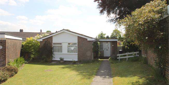 Asking Price £425,000, 2 Bedroom Detached Bungalow For Sale in Midhurst, GU29