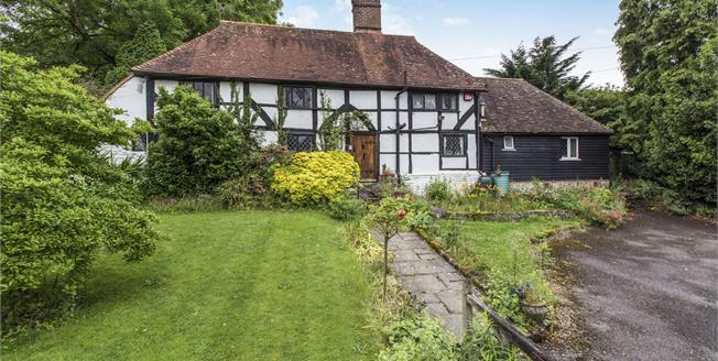 Offers in the region of £635,000, 3 Bedroom Detached Cottage For Sale in Cocking, GU29