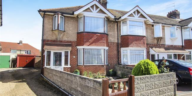 Asking Price £325,000, 3 Bedroom End of Terrace House For Sale in Worthing, BN14