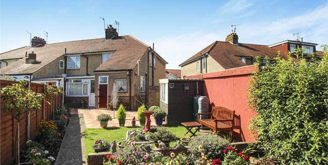 Asking Price £335,000, 3 Bedroom End of Terrace House For Sale in Worthing, BN14