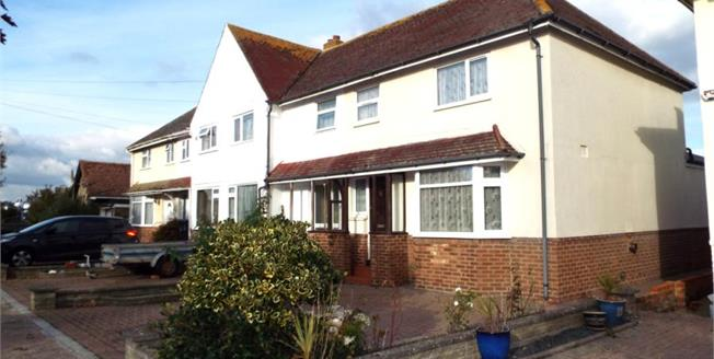 Asking Price £300,000, 3 Bedroom End of Terrace House For Sale in Lancing, BN15