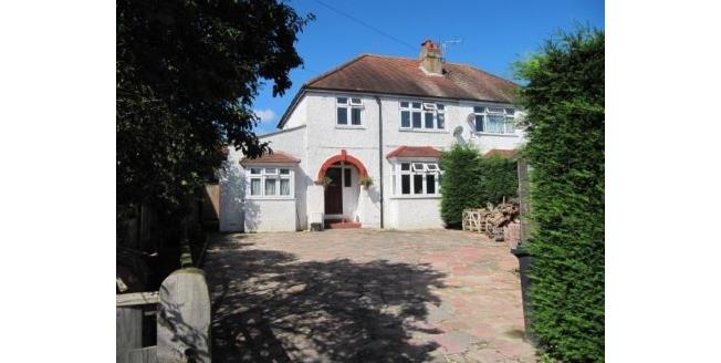 Asking Price £435,000, 4 Bedroom Semi Detached House For Sale in Worthing, BN14