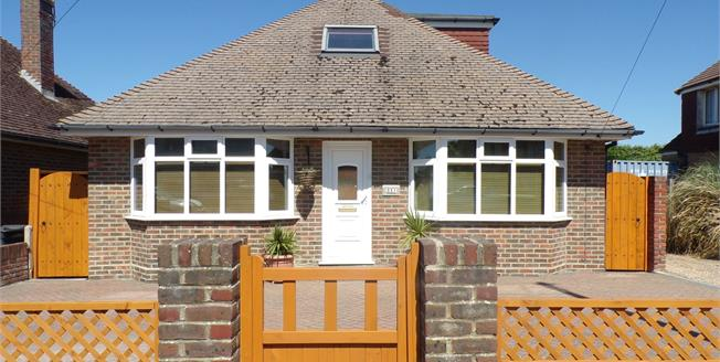 Asking Price £450,000, 4 Bedroom Detached Bungalow For Sale in Lancing, BN15