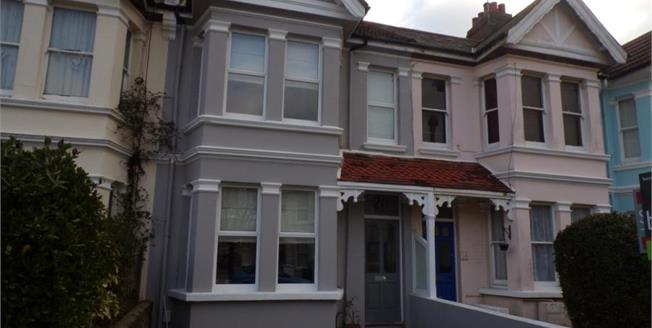 Offers in excess of £550,000, 4 Bedroom Terraced House For Sale in Worthing, BN11