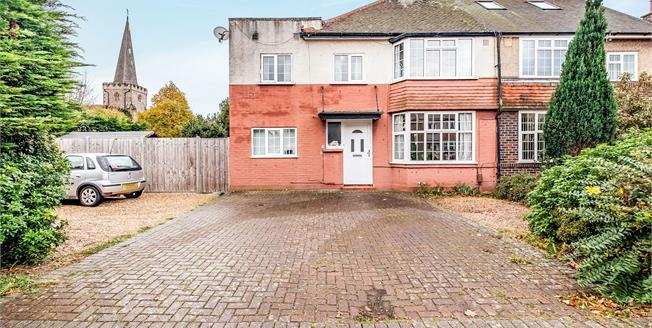 Asking Price £425,000, 5 Bedroom Semi Detached House For Sale in Worthing, BN13