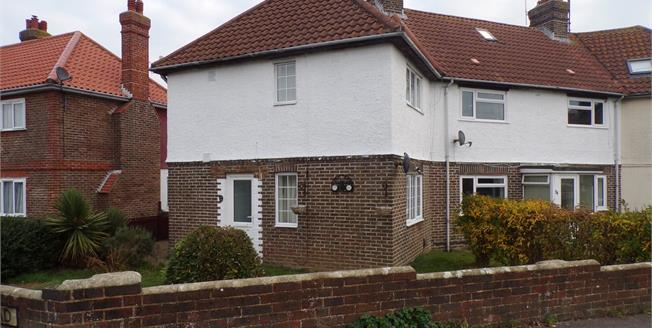 Offers Over £265,000, 3 Bedroom End of Terrace House For Sale in Worthing, BN14