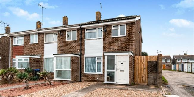£270,000, 3 Bedroom End of Terrace House For Sale in Goring-by-Sea, BN12