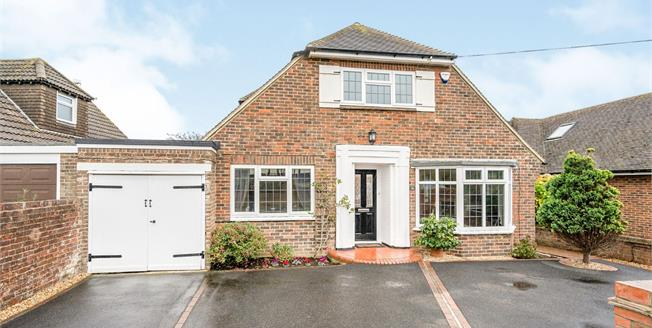 Asking Price £625,000, 3 Bedroom Detached Bungalow For Sale in Goring-by-Sea, BN12