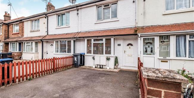 Offers in excess of £270,000, 2 Bedroom Terraced House For Sale in Worthing, BN14