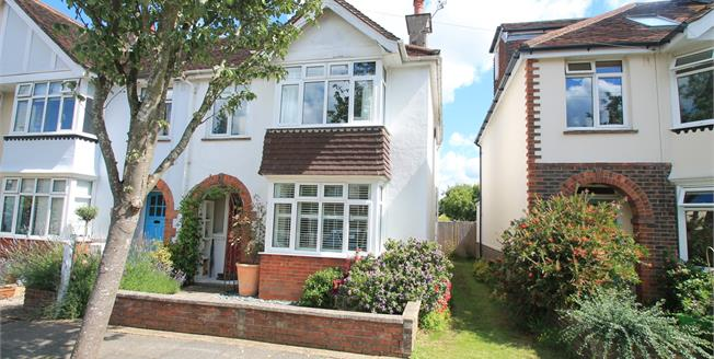 Fixed Price £410,000, 3 Bedroom End of Terrace House For Sale in Chichester, PO19