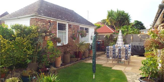Asking Price £349,000, 2 Bedroom Detached Bungalow For Sale in Barnham, PO22