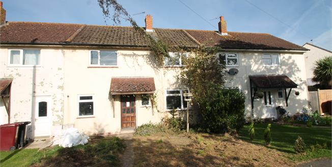 Asking Price £190,000, Terraced House For Sale in Tangmere, PO20