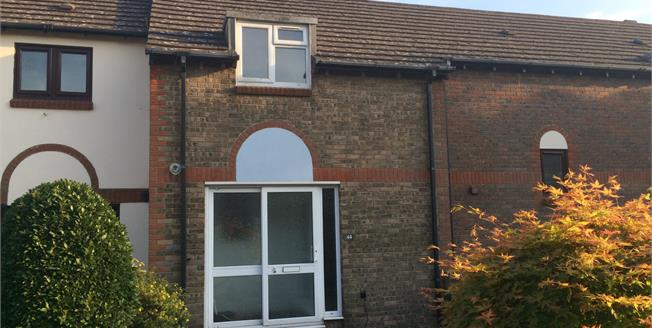Fixed Price £220,000, 2 Bedroom Terraced House For Sale in Chichester, PO19