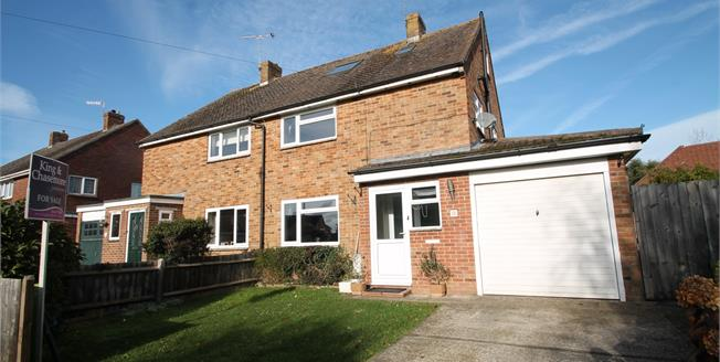 Fixed Price £335,000, 3 Bedroom Semi Detached House For Sale in Eastergate, PO20