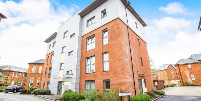 Offers in excess of £245,000, 2 Bedroom Flat For Sale in Chichester, PO19