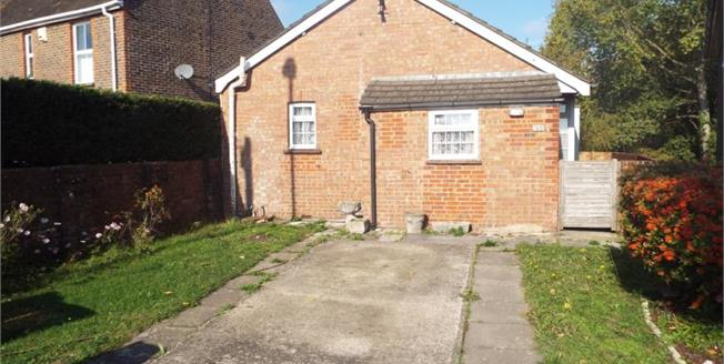 £250,000, 2 Bedroom Detached Bungalow For Sale in Chichester, PO20