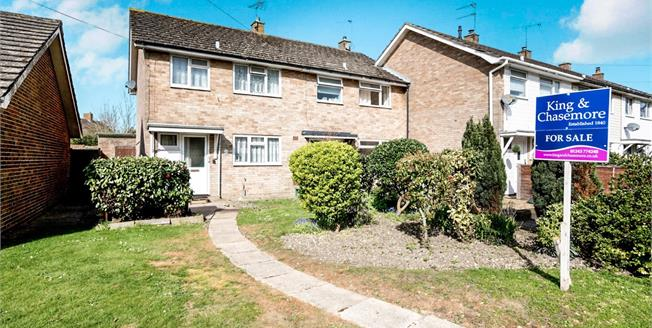 Asking Price £275,000, 3 Bedroom Semi Detached House For Sale in Chichester, PO19