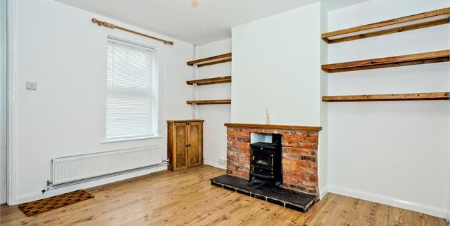 Guide Price £260,000, 2 Bedroom Terraced House For Sale in Chichester, PO19