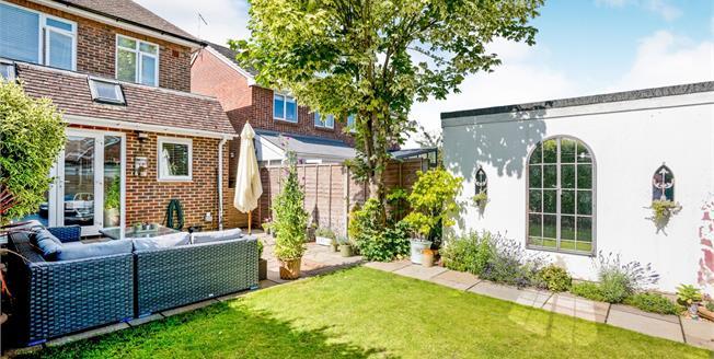 Asking Price £340,000, 3 Bedroom End of Terrace House For Sale in Bosham, PO18